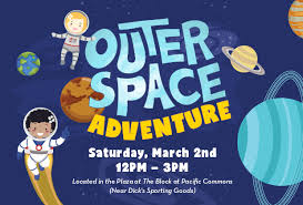 <b>Outer Space Adventure</b> - 510 Families