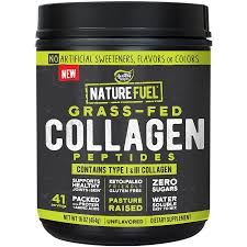 <b>Grass</b>-<b>Fed Collagen</b> Peptides - Unflavored (41 Servings)