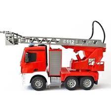 Купить <b>Радиоуправляемая пожарная машина</b> Double Eagle ...