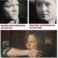 Silly Supernatural Oscar Memes | Polished Junk via Relatably.com