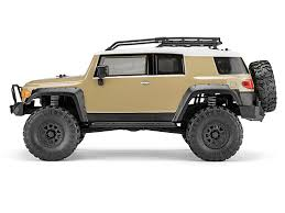 <b>Радиоуправляемый трофи HPI</b> Venture FJ Cruiser 4WD RTR ...