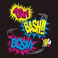 Images & Illustrations of bish bash bosh