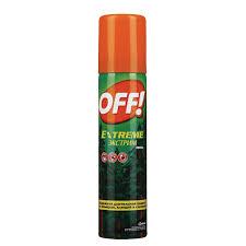 Купить <b>Средство от насекомых</b> репеллентное 100 мл, <b>OFF</b> ...