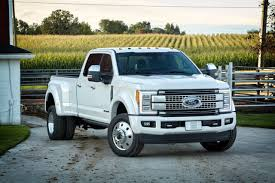 F350 Diesel For Ford Unveils 2017 Super Duty Trucks Redesigned Aluminum Body