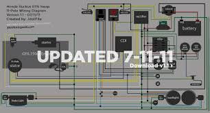 gy6 ignition wiring diagram images wiring diagram for a gy6 swap honda ruckus