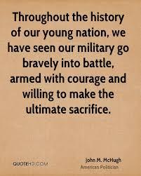 Military Sacrifice Quotes. QuotesGram