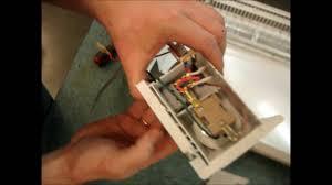Ремонт <b>конвектора</b>. Запах горелого, дым , не включается ...