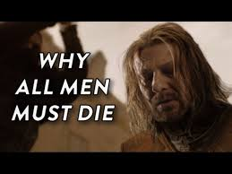 will schoder is creating video essays and laughter patreon game of thrones the repercussions of mortality