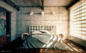 apartmentsalluring modern bedroom design ideas for rooms of any size industrial chic cool cement bedroom marvelous bedroom large size marvellous cool