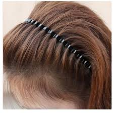 unique black hair/Summer is <b>contracted fashion</b> hair band   Wish
