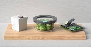 Ovie: представили первый <b>умный контейнер для</b> еды - Hi-Tech ...