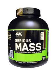 Shop Optimum Nutrition <b>Serious Mass High Protein</b> Weight Gain ...