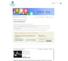 hilton hiltonlink grouplink page example
