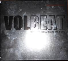 <b>Volbeat</b> - <b>Rock The</b> Rebel / Metal The Devil (2007, Cardboard ...