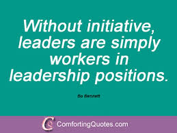 Image result for initiative quotation