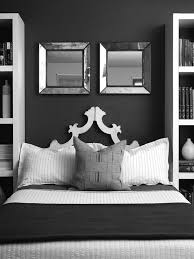 f luxury bedroom furniture dark grey small bedroom cream bedroom furniture paint wall ideas also chrome square mirror framing centerpieces bookcase on bed black and chrome furniture