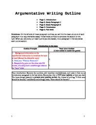 thesis graphic organizer Fonplata
