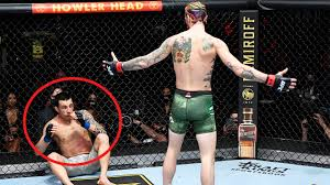 UFC: Fans in disbelief over 'insane' <b>Sean O'Malley</b> moment