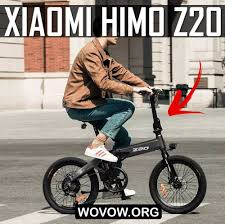 <b>HIMO Z20</b> First REVIEW: Updated 2020 Electric Bike From Xiaomi