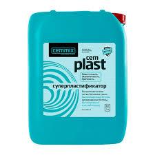 <b>Пластификатор</b> для бетона <b>Cemmix Сemplast</b>, <b>5</b> л купить в ...