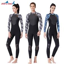 <b>New</b> Arrival 3MM Couple Models <b>Wetsuit Keep</b> Warm <b>Neoprene</b> Wet ...