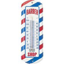 <b>Термометр для дома Barber</b> Shop, коллекция Парикмахерская ...