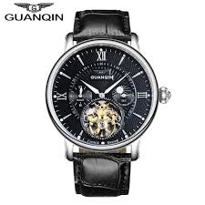 2016 <b>Men Watches</b> Luxury Top Brand <b>GUANQIN</b> Sport <b>Watch</b> ...