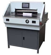 Heavy Duty Electrical Paper Cutter 720mm 520mm <b>E520t</b> E650t E720t