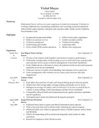 618800 resume template resume job description server inside server duties food server job description