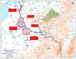maps that explain world war i com spring 1918 s last offensive