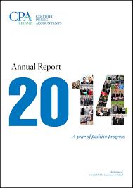 cpa annual report