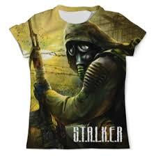 Купить футболки <b>Сталкер</b>, заказать одежду <b>Сталкер</b> в интернет ...