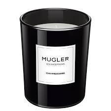 Парфюмированная <b>свеча Les Exceptions</b> Chyprissime - <b>MUGLER</b>