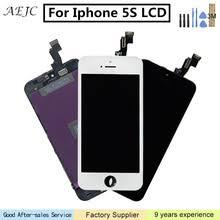 для <b>LongTeng для iPhone</b> 5 5G 5S 5C SE ЖК-<b>дисплей</b>