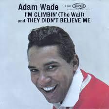 45cat - Adam Wade - I'm Climbin' The Wall / They Didn't Believe Me - Epic - USA - 5-9521 - adam-wade-im-climbin-the-wall-epic
