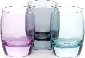 "Набор стаканов <b>Pasabahce</b> ""<b>Enjoy Loft</b> "", цвет: голубой, 330 мл, 3 ..."