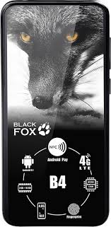 <b>Смартфон Black Fox</b> B4 BMM 543D черный 16 ГБ в каталоге ...