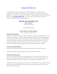 cv for security   legal job cover letter formatcv for security security guard cv sample dayjob security officer cv by sayeds