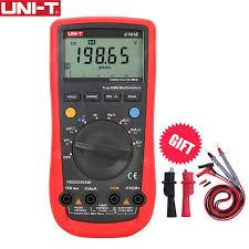 UNI-T UT61E Digital Multimeter Ture RMS Auto Range PC Connect ...