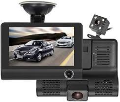 <b>Dash</b> Cam <b>3 Lens</b> 4 '' G-sensor HD 1080P <b>Car</b> DVR <b>Dash</b> Cam ...