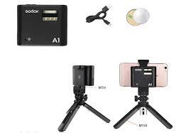 Godox <b>Вспышка</b> A1 для <b>смартфона</b> купить в Фото Про Центр
