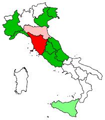 Linum narbonense L. - Flora urbana della città di Trieste