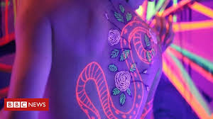 Could electric <b>tattoos</b> be the next step in body art? - BBC News
