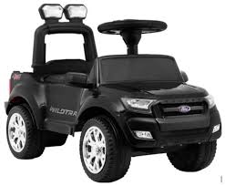 Купить <b>Каталка</b>-толокар <b>Barty Ford Ranger</b> (DK-P01) черный по ...