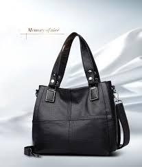 2019 Luxury Brand Women <b>Leather Handbag 100</b>% <b>Genuine</b> ...