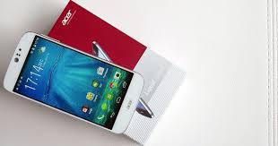 Обзор Acer Liquid Jade Z: тонкий, легкий, дорогой? - Hi-Tech Mail ...
