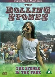 The <b>Rolling Stones: The Stones</b> In The Park [DVD]: Amazon.co.uk ...
