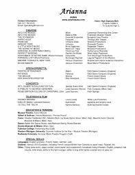 musical theater resume sample cipanewsletter cover letter sample musical theatre resume sample musical theater