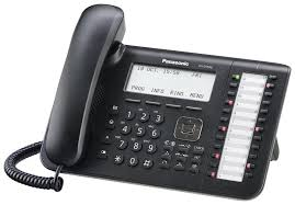 <b>Цифровой</b> системный телефон <b>Panasonic KX</b>-DT546RU
