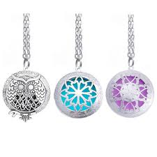 <b>10pcs Mixed Colorful</b> Thick Essential Oil Diffuser Locket Perfume ...